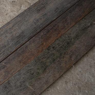 Schroeven in azobe hout