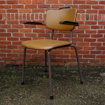 Industriele Vintage Stoelen.11 Industriele Stoelen Vintage Metaal Groen Skai