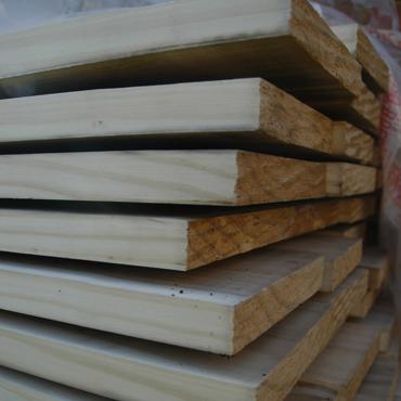 Geacetyleerd hout