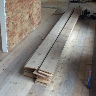 Steigerhout dikte 2 cm