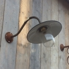 Industriele muurlamp 'jacques'