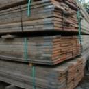 Gebruikt steigerhout dikte 3,6 cm & 4,5cm