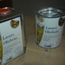 Galtane oliebeits, licht ceder