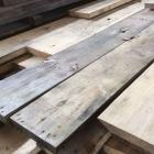 Oude Amerikaanse Grenen Planken