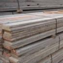 Gebruikt steigerhout dikte 1,5 cm en 3cm