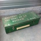 Vintage koffer LIEGE