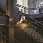 Industriele muurlamp 'Celino'