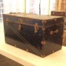 Vintage koffer zwart