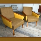 Eco Seat 10 & 11 - Vintage Yellow