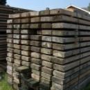 Gebruikt steigerhout dikte 5, 5,5cm en 6cm