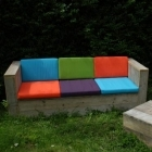 DHZ Loungebank 'MASSIEF'