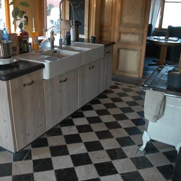 keuken steigerhout rawcreations.be