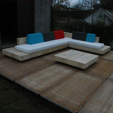 loungeset accoya rawcreations.be