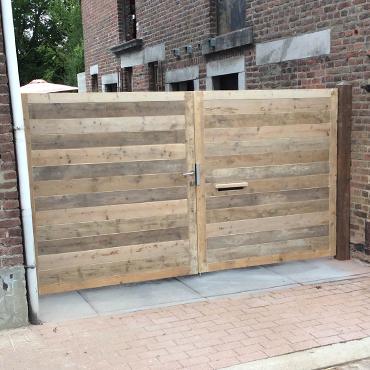 poort steigerhout rawcreations.be