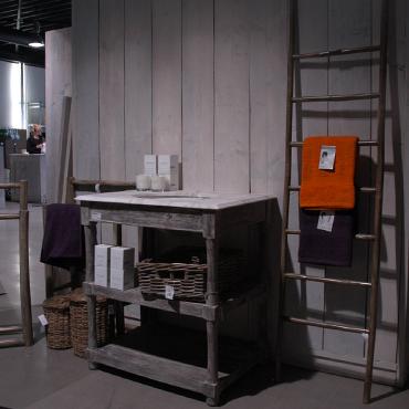 winkelinrichting gebruikt steigerhout rawcreations.be